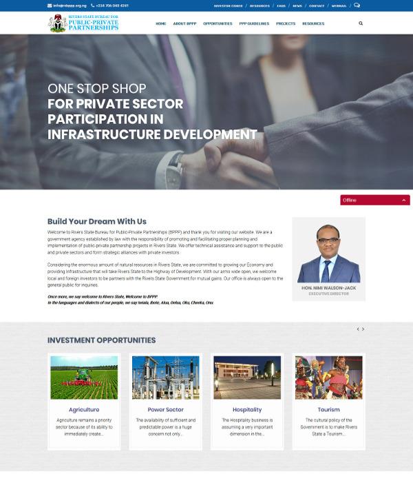 vision360 web design